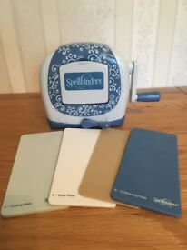 Spellbinders Cutting and Embossing System