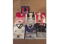 Latest football shirts 2016/2017