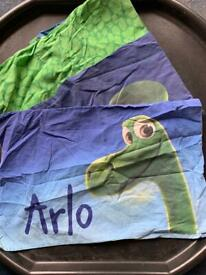 Single duvet cover Arlo dinosaur