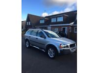 Volvo XC90 £3,795 ono, long MOT, excellent condition, full service history, cambelt changed.