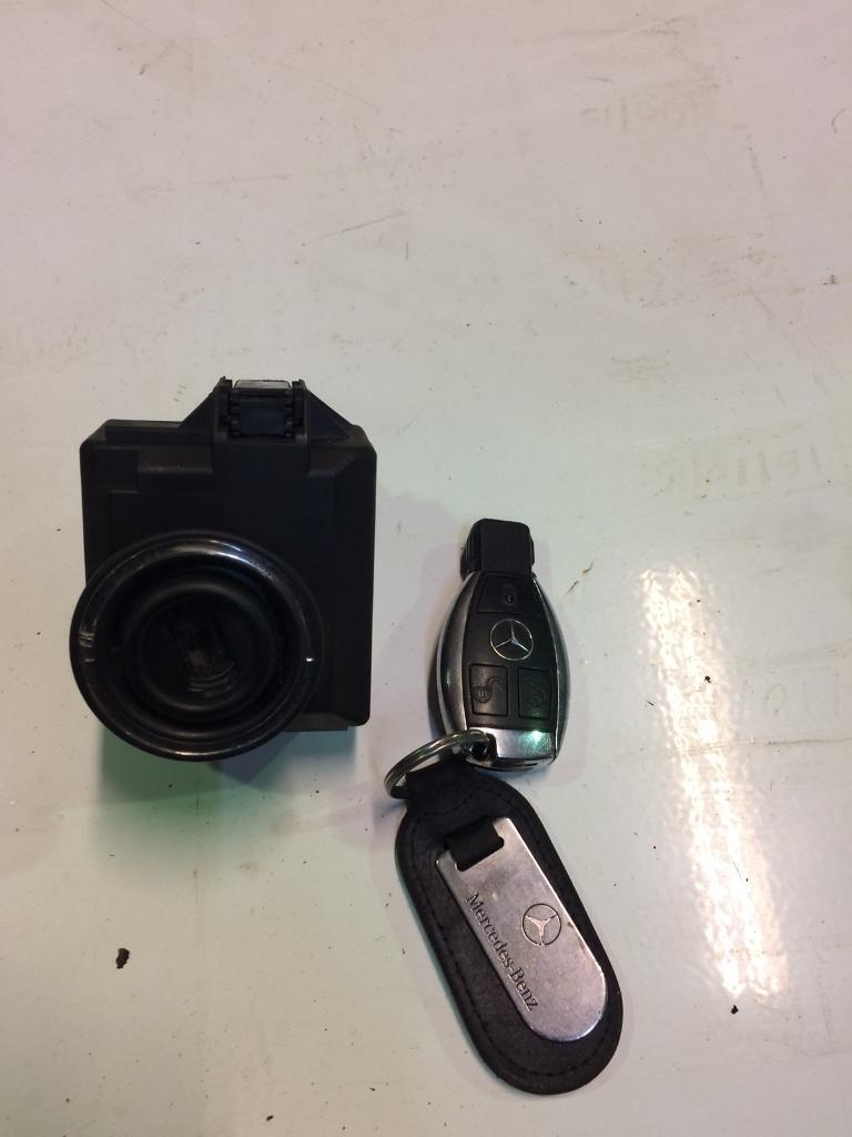 Mercedes E Class W212 Ignition Switch Key A212905500 In Benz