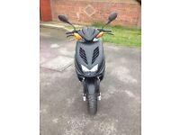 Yamaha aerox 50cc moped