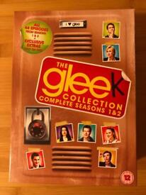 Glee seasons 1 & 2 DVD box set