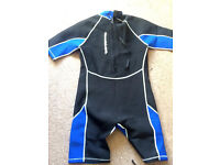 Two Hammerhead wetsuits/surfsuits suitable 10/12 year old