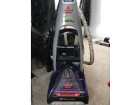 Bissell professional ready dry carpet floor cleaning machine