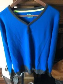 Gents kickers xl jumper
