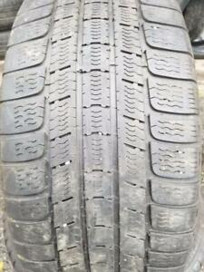 2 PNEU HIVER - MICHELIN 245 50 18 - 2 WINTER TIRES