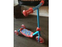 Paw Patroll. Toddlers scooter