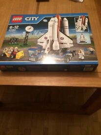 Brand new Lego space port for sale