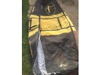 Windsurfing triple board bag (gaastra)