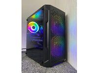 Gaming Computer PC Desktop Tower - Intel Core i5 7400, 16GB RAM, GTX 1060 6GB, Win10