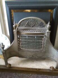 Date stamped 1945 nice electric collectable electric fire