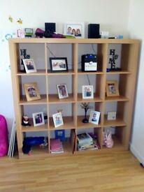 12 cube Ikea storage unit, fantastic condition, very sturdy unit