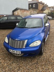 2004 Chrysler PT Cruiser 2.2 CRD Limited 5dr Manual,MOT until June 2018