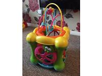 Play n Grow Activity Cube