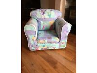 Child's arm chair