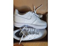 Nike Air Force 1 childrens trainers