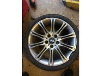Alloy Wheel - BMW