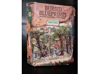 THE ADVENTURES OF ROBIN HOOD - BURIED BLUEPRINTS, 1000 Piece Jigsaw Puzzle