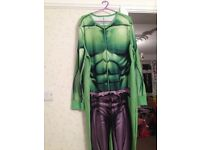 Men's hulk outfit BN