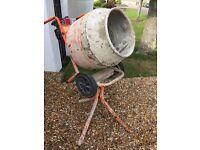 Belle Mini 150 - Petrol Cement Mixer - Christchurch / Highcliffe Area