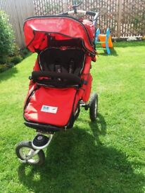TFK Joggster Twist all terrain buggy