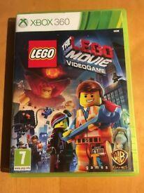The Lego Movie Video Game xbox 360