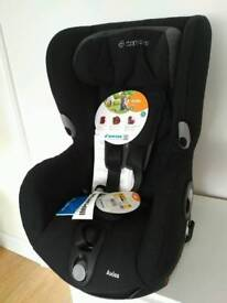 NEW Maxi Cosi Axiss Car Seat 180 degrease rotating car seat spin dualfix RRP £225