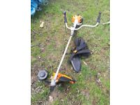 STIHL FS460-CEM PETROL COUNCIL GRADE PROFESSIONAL CLEARING STRIMMER BRUSHCUTTER & HARNESS M-TRONIC