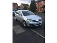 2006 06 VAUXHALL ASTRA CDTI 120 DESIGN HALF LEATHER AUTO LIGHTS AND WIPERS 6 SPEED LONG MOT CHEAP
