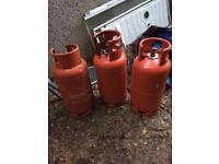 19kg propane bottles