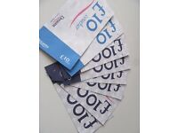 For Sale £620 pounds worth of Dreams vouchers in exchange for £500 cash