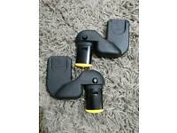 Icandy peach 3 lower carseat adapters