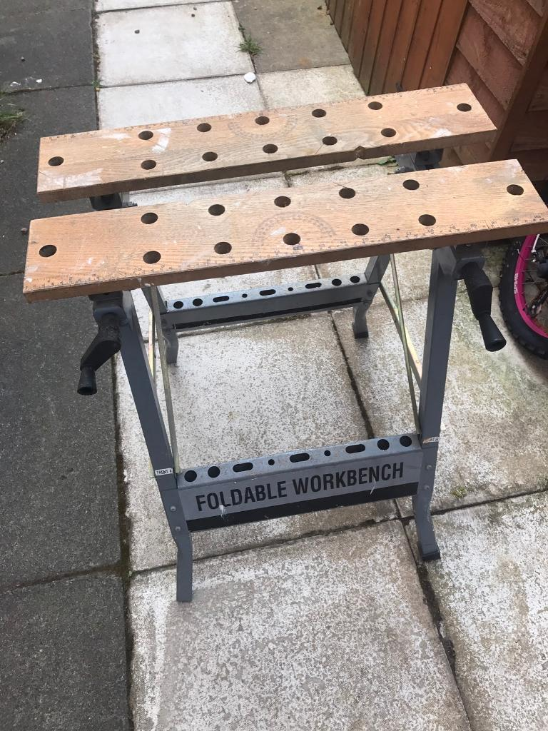 Foldable Work Bench In Knightswood Glasgow Gumtree