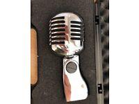 Elvis style microphone. BNIB