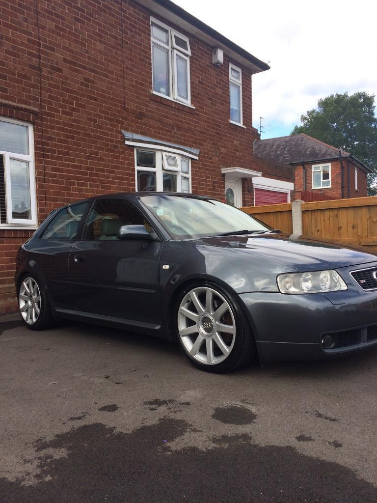 audi s3 8l quattro 2003 1 8 20v turbo in halesowen west midlands gumtree. Black Bedroom Furniture Sets. Home Design Ideas