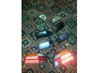Bmw e36 side mirrors,lights & indicators