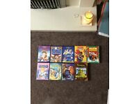 Collection of Disney dvd