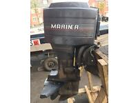 Breaking 2 mariner 60 hp all parts available