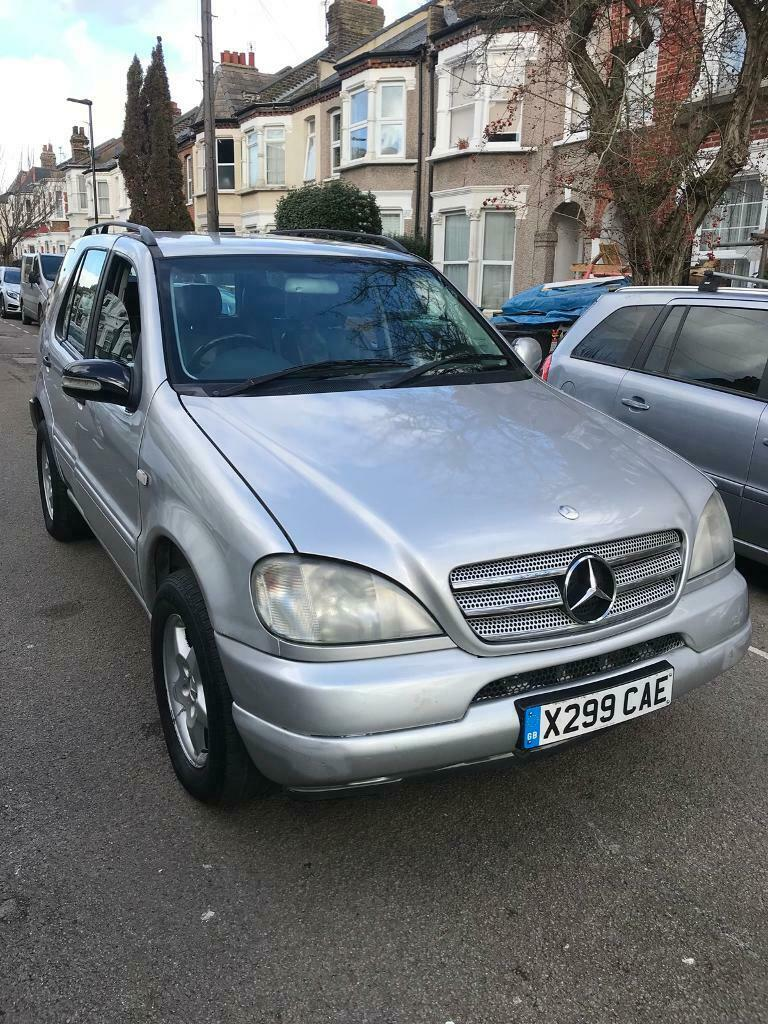 Mercedes-benz 270 cdi ML | in Tottenham, London | Gumtree