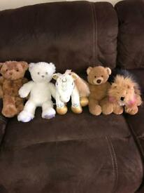 Bundle of build a bears