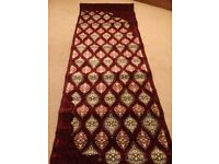 Brand new maroon Persian rug