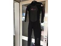 Ladies ripcurl wetsuit 8-10