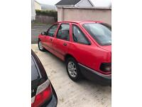 Ford escort 1.8 auto £950 moving away car needs gone