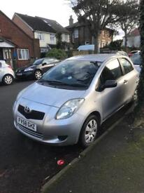 Toyota Yaris 2008 with Full Service History - Low Milage 87000