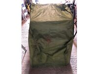 Free: 4 Green Plastic Garden Chairs with cover.