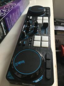 Hercules DJControl Compact with Box - Very Good Condition
