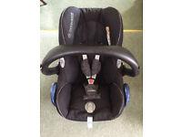 Maxi Cosi car seat & base