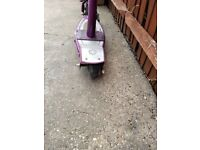 Razor Electric Scooter E100s needs Attention