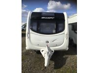 Swift Challenger 625 6 Berth FB Twin Axle
